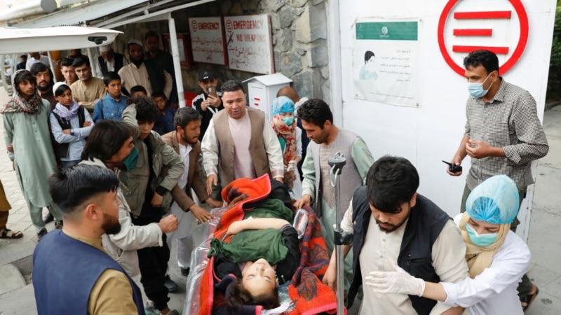 Više od 60 poginulih u eksploziji kod škole u Kabulu