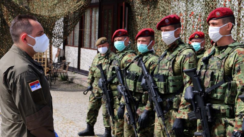 Od korone preminula tri pripadnika Vojske Srbije, bilo zaraženo 300