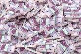 Od početka godine NBS prodala 1,03 milijarde evra
