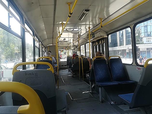 Od ponedeljka na ulicama ponovo đački autobusi