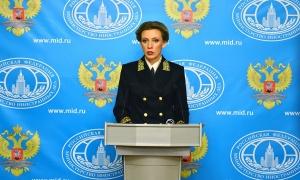 Od ranog jutra: Zaharova objavila fotografiju i pokazala šta radi pred odlazak u Guču (FOTO)