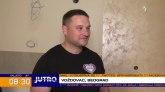 Od temelja do krova: Izgorela mu kuća, komšije odmah reagovale VIDEO