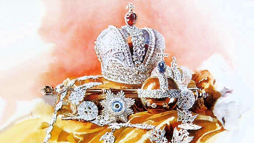 Odakle potiču simboli ruske monarhije?