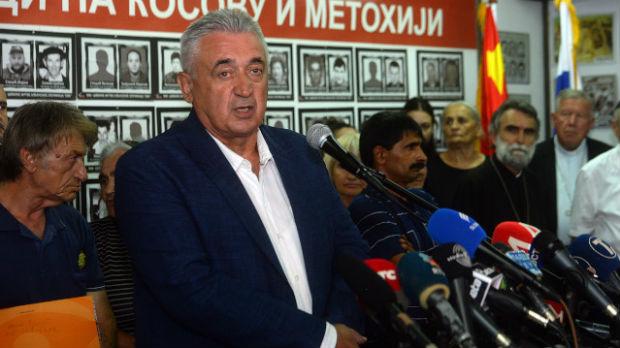 Odalović: Predati i sahranjeni posmrtni ostaci porodice Šutaković