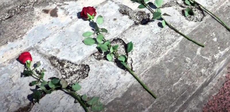 Odata počast žrtvama ustaškog zločina u Glini