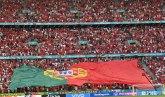 Odavno nismo videli ovakav prizor  krcat stadion u Mađarskoj FOTO