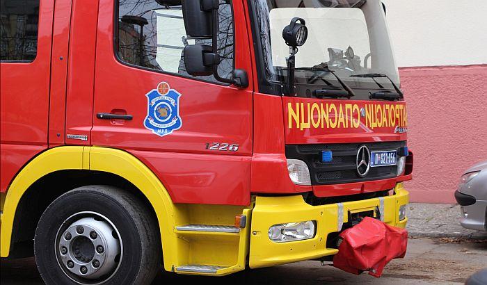Odbijen izveštaj Vatrogasno-spasilačke jedinice o požaru u Novom Pazaru