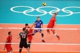 Odbojkaši Rusije u polufinalu