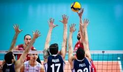 Odbojkaši Srbije izgubili u polufinalu Evropskog prvenstva
