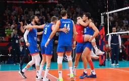 Odbojkaši Srbije osvojili titulu šampiona Evrope