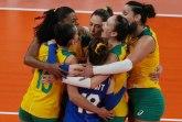 Odbojkašice Brazila u polufinalu