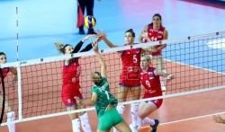Odbojkašice Srbije lako do polufinala Evropskog prvenstva