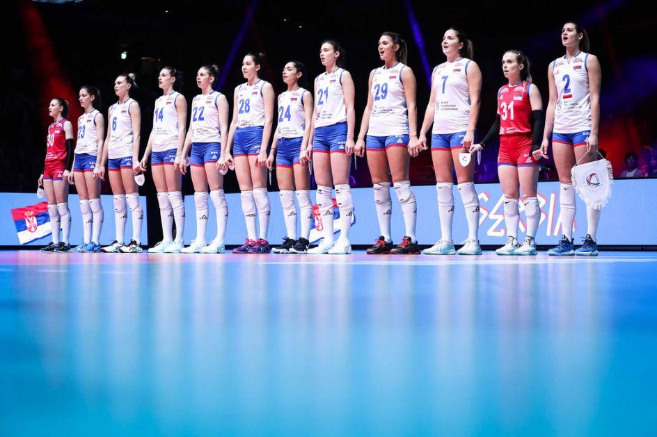 Odbojkašice Srbije pobedile Finsku
