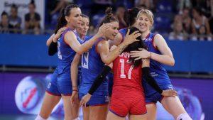 Odbojkašice Srbije pobedile reprezentaciju Kenije, sledeći meč protiv Brazila