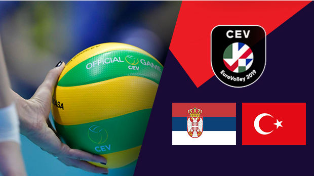 Srbija bolja od Turske za prvo mesto u grupi
