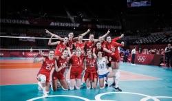 Odbojkašice Srbije sjajne protiv Italije, u polufinalu protiv SAD