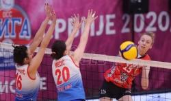 Odbojkašice Uba osvojile prvu titulu prvaka Srbije