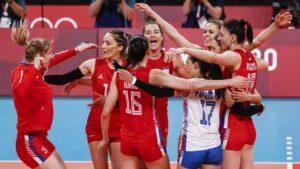 Odbojkašice savladale Južnu Koreju i plasirale se u četvrtfinale na OI