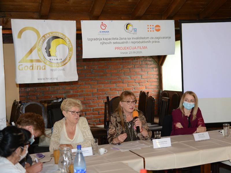 Odbor za ljudska prava Vranje: Ženama sa invaliditetom se uskraćuju informacije o reproduktivnim pravima