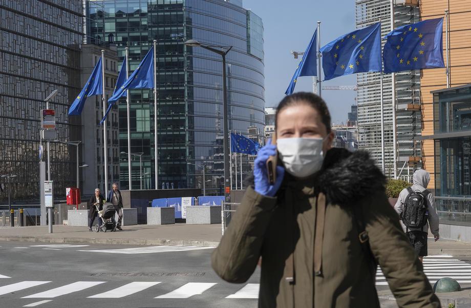 Odgovor EU na COVID19 podelio Evropljane