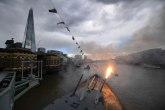 Odgovor Rusiji: Britanci šalju brodove u Crno more; Merlin i Kraljica Elizabeta u stanju pripravnosti