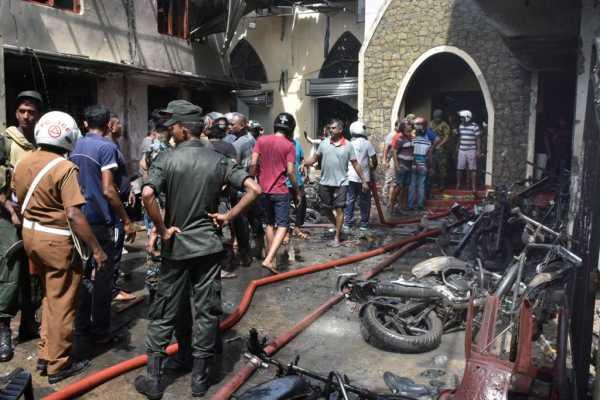 Odjeknula još jedna eksplozija u Šri Lanki