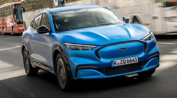 Odložen dolazak električnog Ford Mustanga Mach-E u Evropu