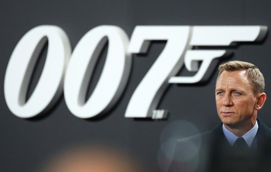 Odložena premijera novog filma o Bondu do oktobra