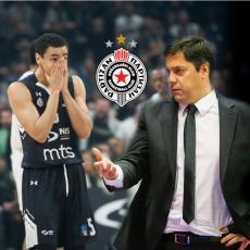 Odložena utakmica Partizan - FMP!