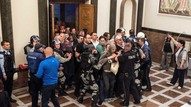 Odloženo suđenje organizatorima nasilnih događaja u Sobranju 2017.