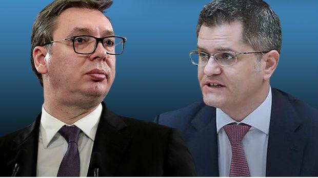 Odloženo suđenje po tužbi Jeremića protiv Vučića