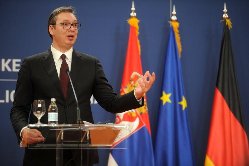 Odluka EU opravdala politiku učvršćivanja veza Srbije sa Kinom i Rusijom