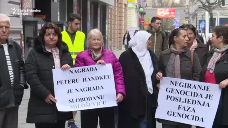 Odluka Nobelovog komiteta biće na stubu srama u Potočarima