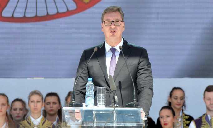 Odluka kojom je ujedinjeno srpstvo s obe strane Save i Dunava