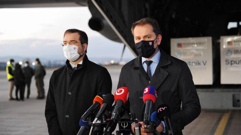 Odluka premijera Slovačke da tajno kupi rusku vakcinu dovela do krize vlade