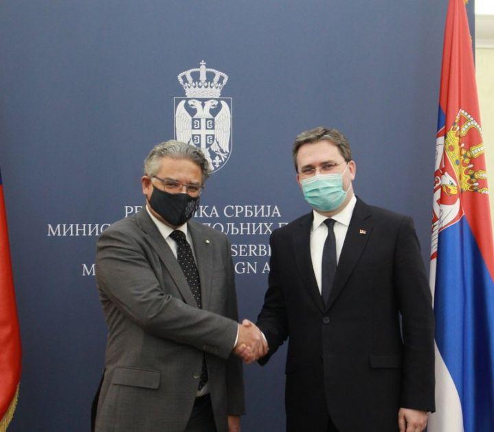Odnosi Srbije i Češke tradicionalno dobri i prijateljski