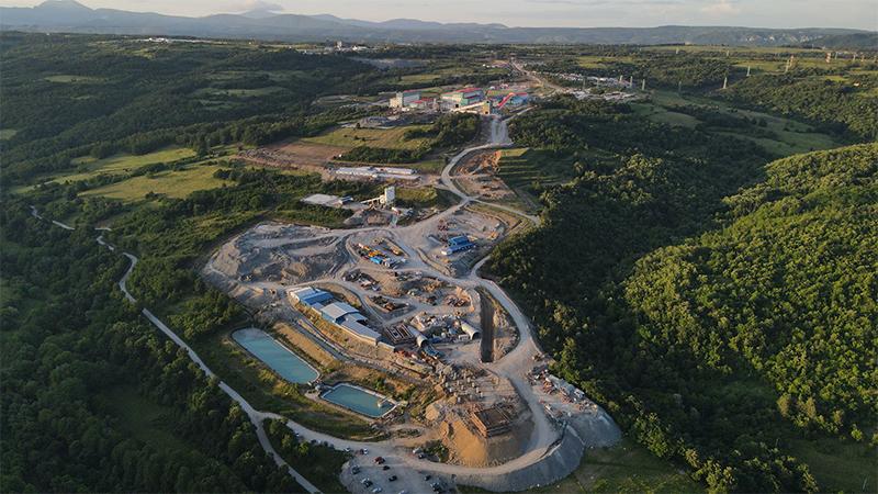 """Odobreni radovi na izgradnji rudarskih objekata rudnika """"Čukaru Peki"""" u Boru"""