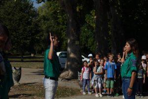 Odred izviđača Josif Pančić poziva na Jesenje radosti