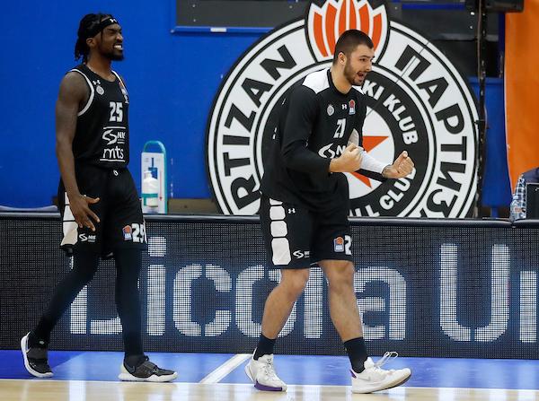 Određen novi termin meča Venecija - Partizan