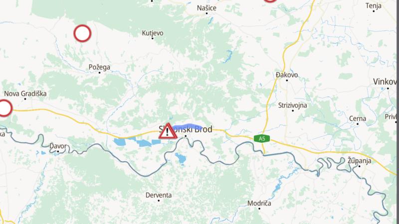 Određen pritvor vozaču autobusa koji je sleteo s puta u Hrvatskoj
