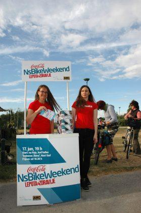 Održan NS Bike Weekend: Promocija zdravih stilova života