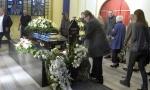 Održan ispraćaj za kremaciju Predraga Ejdusa (VIDEO)