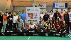 "Održan kurs za nastavnike o badmintonu ""Shuttle Time"""