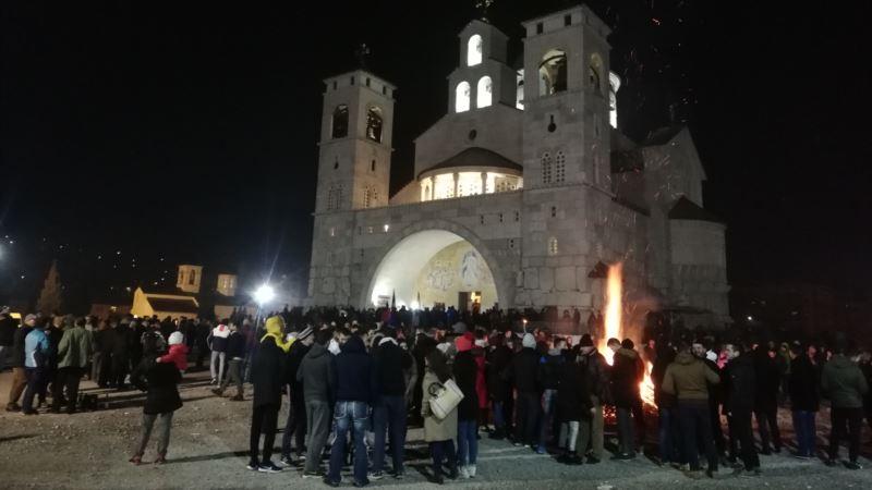 Održan moleban u Podgorici. U fokusu Zakon o slobodi vjeroispovijesti
