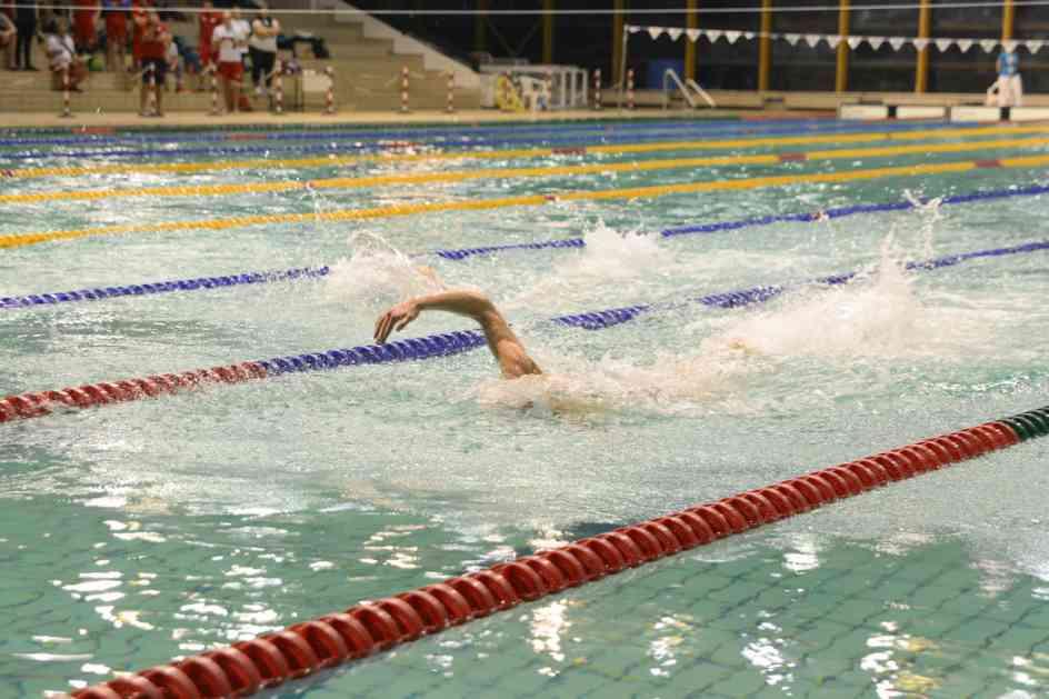 Održan osmi međunarodni plivački miting u Bečeju