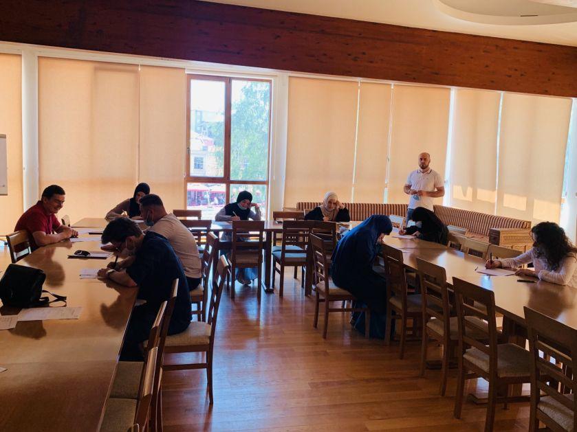 Održan prijemni ispit na Fakultetu za islamske studije