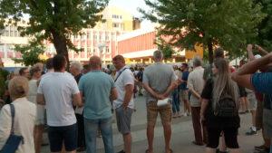Održan protest u Lazarevcu zbog nestašica vode