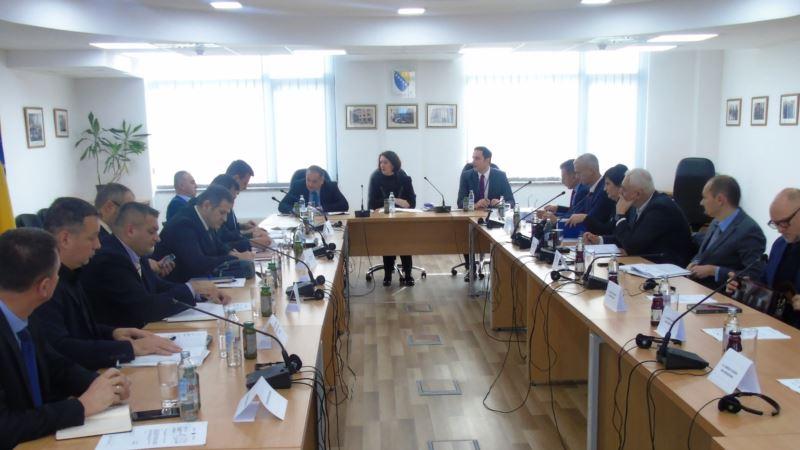 Održan sastanak Udarne grupe za borbu protiv terorizma BiH