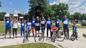 Održana masovna biciklistička vožnja u znak podrške obolelima od raka debelog creva