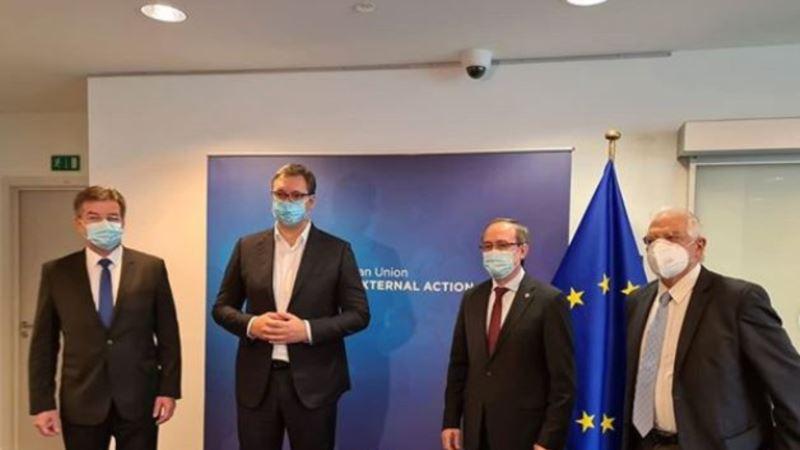 Finansijska potraživanja i imovina na novoj rundi pregovora Beograda i Prištine u Briselu